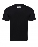 T-shirt Basic (Black - White)