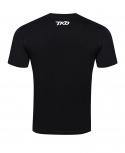 T-shirt Basic (Black - White)