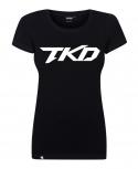Koszulka damska Basic czarna