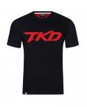 Koszulka Basic (Czarno - Czerwona)