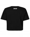 Koszulka TKD Crop top (Czarna)