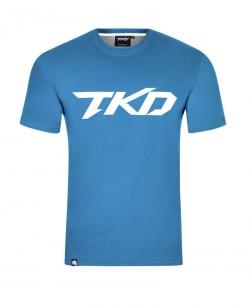 Koszulka Basic (Niebieski)