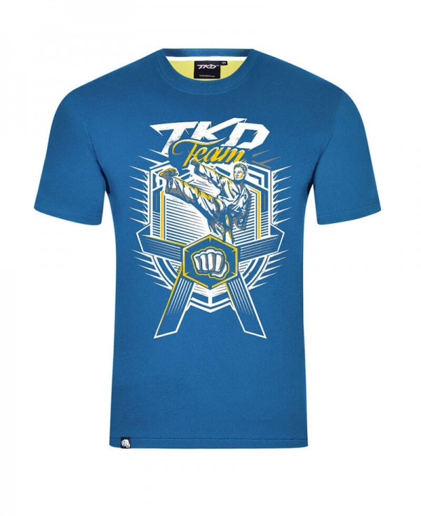 Koszulka TKD Team (Niebieska)