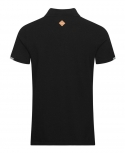 Polo Basic (Black - White)
