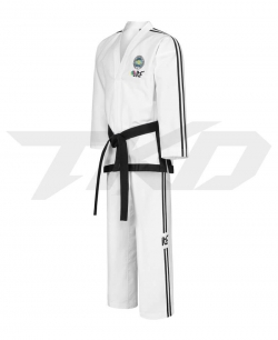 MIGHTYFIST MATRIX Master 7-9 Degree Dobok