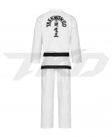 MIGHTYFIST ONYX Black Belt 4-6 Degree Dobok