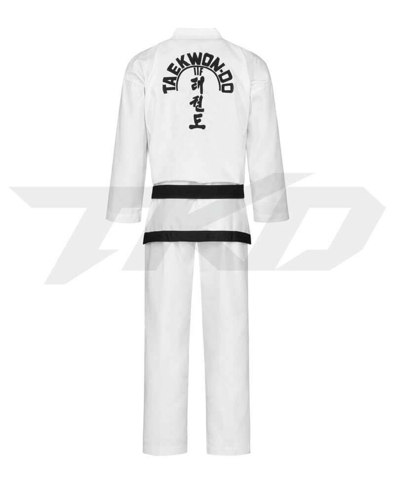 Dobok taekwondo ITF Master Onyx (7-9 degree) | TKD wear