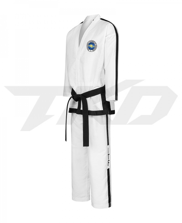 TRADITIONAL logo Black Belt 4-6 Degree - MATRIX