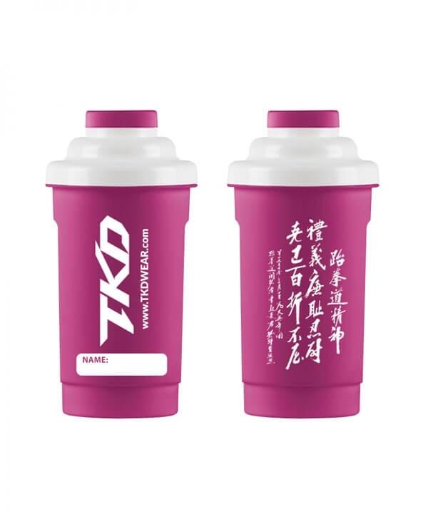 Taekwondo Shaker (Pink)