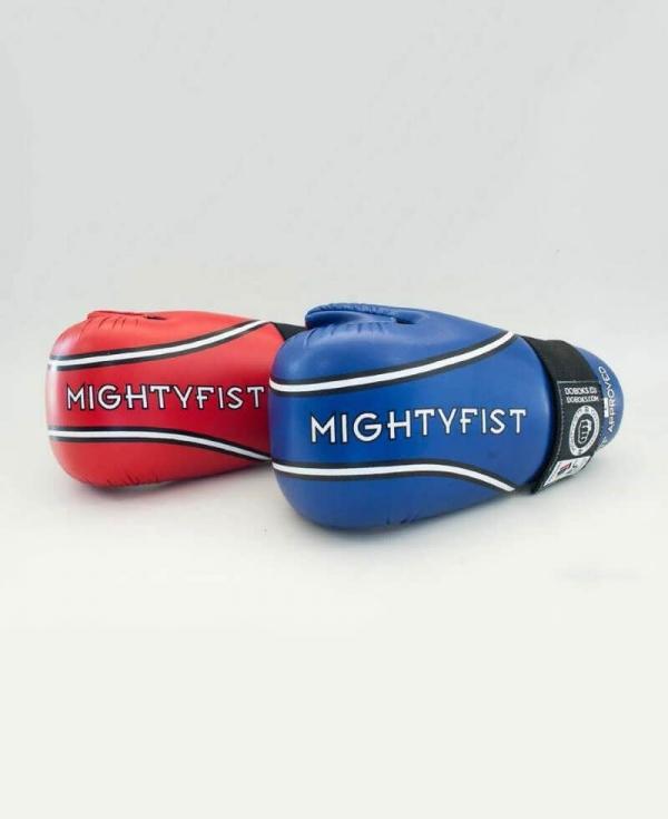 MIGHTYFIST rękawice skórzane