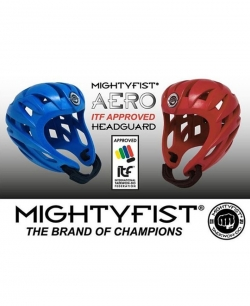 Kask do walki MIGHTYFIST AERO - aprobata ITF
