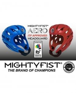 MIGHTYFIST AERO helmet - ITF Approved headguard