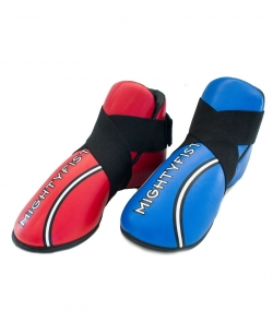 MIGHTYFIST PU sparring boots - ITF Approved