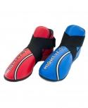 Ochraniacze stóp skórzane MIGHTYFIST - aprobata ITF