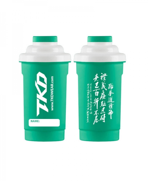 Taekwondo Shaker (Mint)