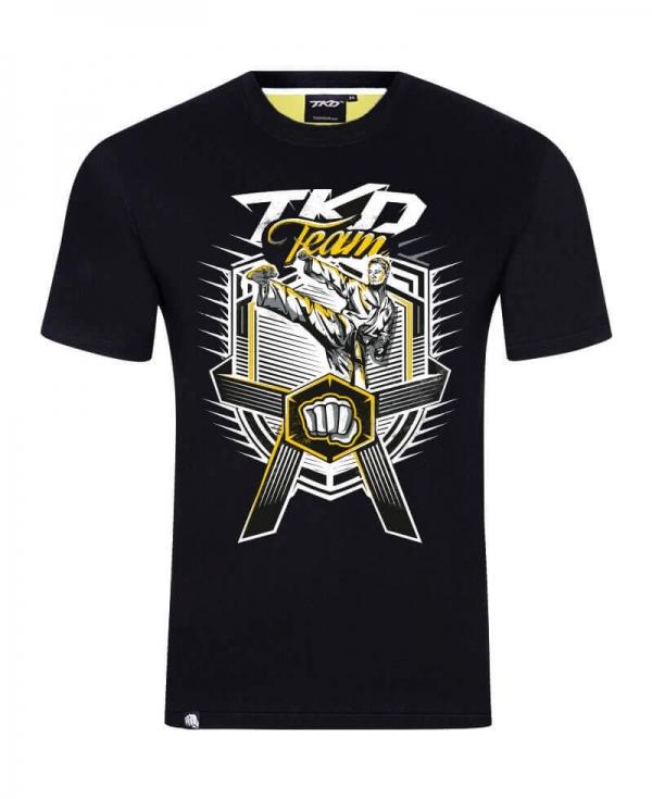 Koszulka TKD Team (Czarna)