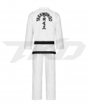 TRADITIONAL logo Black Belt 1-3 Degree Dobok ONYX