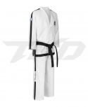 TRADITIONAL logo Black Belt 4-6 Degree Dobok MATRIX