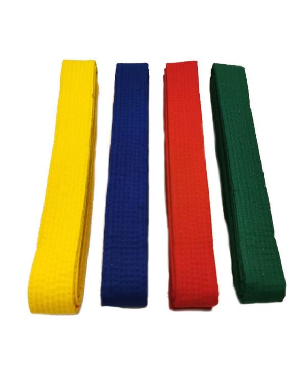 Taekwon-do ITF Colour Belt - student belt