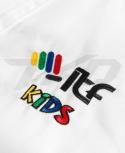MIGHTYFIST ITF Kids Dobok