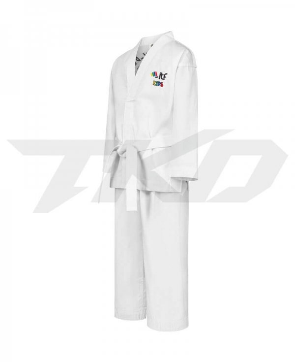 MIGHTYFIST ITF Kids Dobok