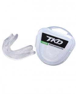 Szczęka - ochraniacz na zęby przeźroczysty (rozmiar senior/junior)