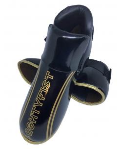 Ochraniacze stóp MIGHTYFIST - Czarne/Złote