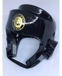 Kask, ochraniacz na głowę MIGHTYFIST (Czarny)