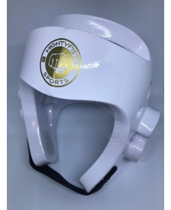 Kask, ochraniacz na głowę MIGHTYFIST (Biały)