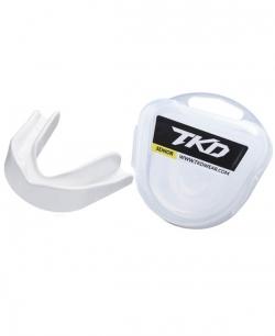 TKD Mouth Guard - white (senior size)