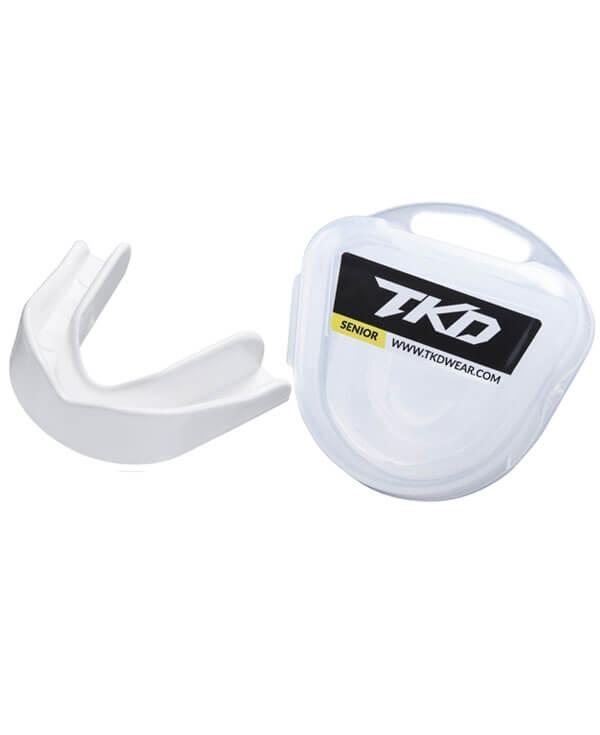 Szczęka - ochraniacz na zęby biały (rozmiar senior)