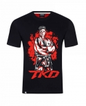 T-shirt Street Fighter (Black)