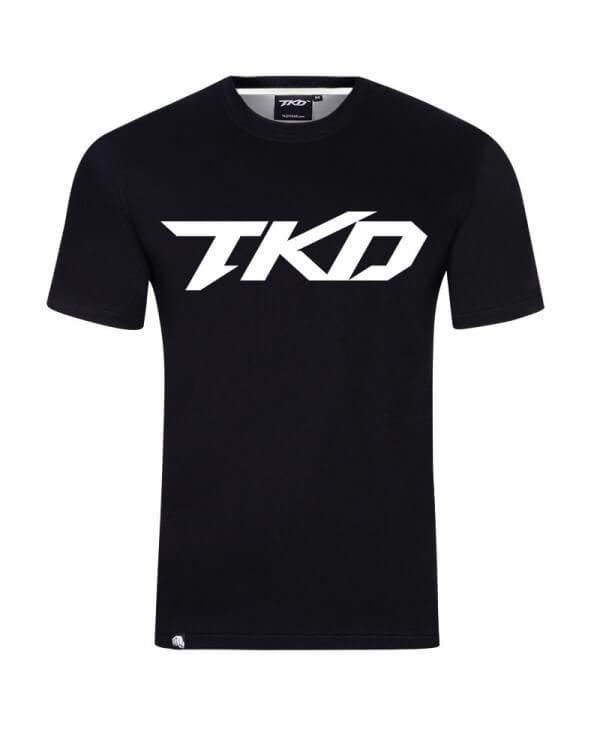Koszulka Basic (Czarno - Biała)