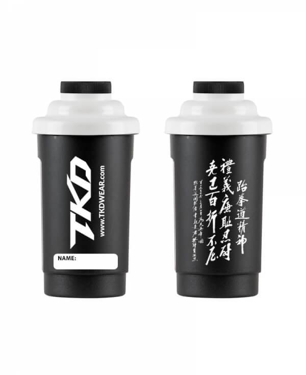 Taekwondo Shaker (Black)