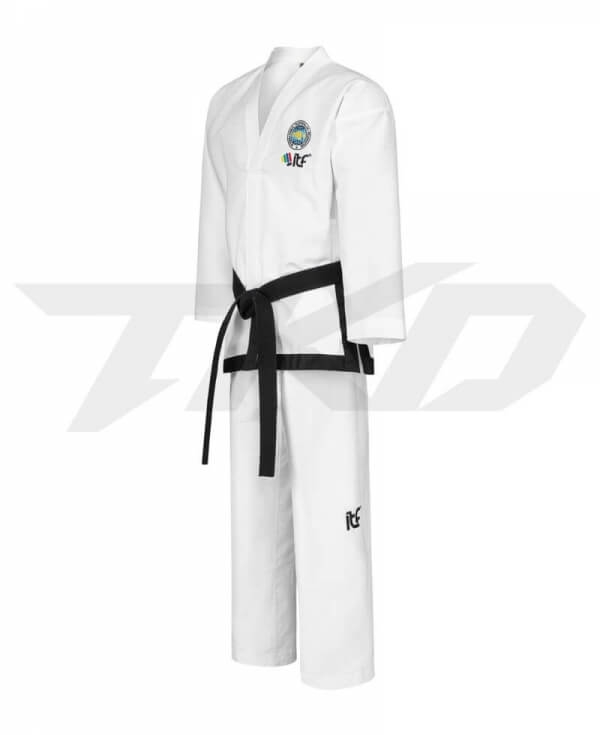 MIGHTYFIST Black Belt 1-3 Degree Dobok MATRIX