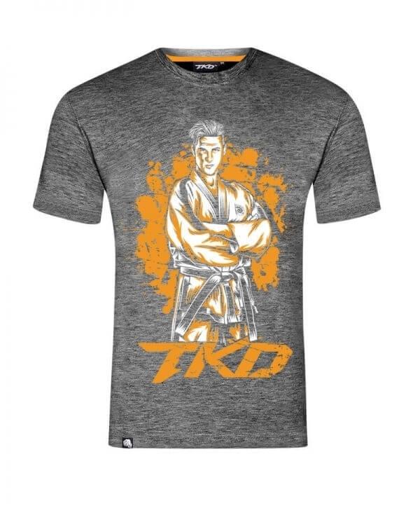 Koszulka Street Fighter (Ciemny Melanż)