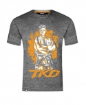 T-shirt Street Fighter (Dark Grey)