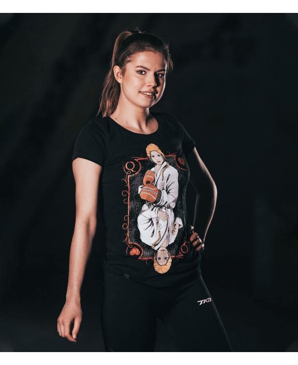 T-Shirt TKD Queen