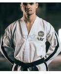 MIGHTYFIST ONYX Black Belt 4-6 Degree Dobok