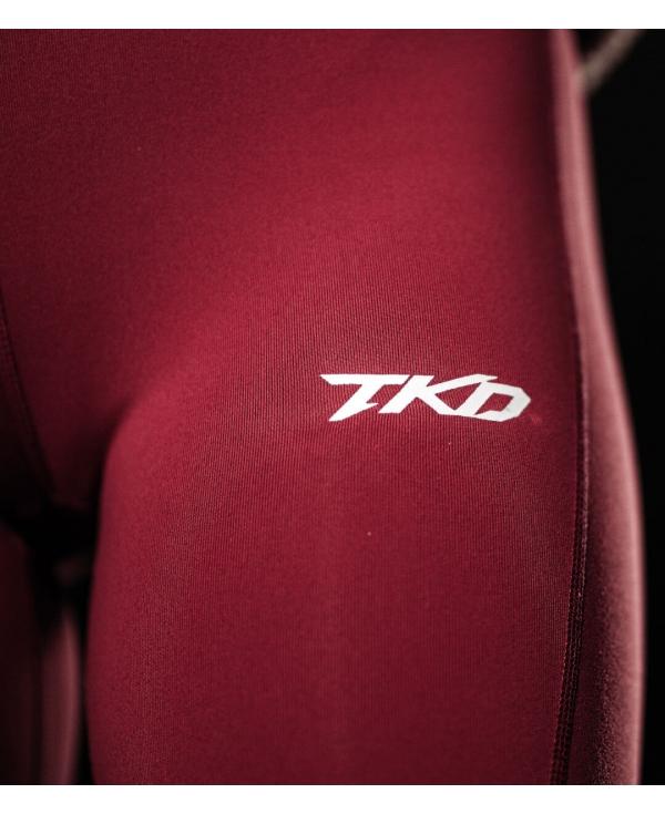 TKD Leginsy (Różowe)