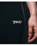 TKD Leginsy (Czarne)