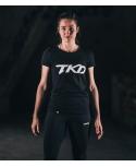 Woman T-Shirt Basic (Black)