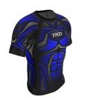 Rashguard - TKD Armour (Blue)