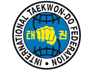 Taekwondo ITF traditional logo