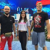 One more 📸 photo from Sochi🇷🇺!   Two great athletes 👊 Bartosz Słodkowski (@slodkowskib ), 💪 Karolina Konik (@karolinakonik ) and coach 👉 Tomasz Leszkowicz (@lecho_coach ) in our bestsellers!   🆕 Our new product ➡ comfortable and elegant TKD polo shirt 👕 with great addons - coming soon in our online store TKDwear.com 🛍 Stay tuned!  ____________________ Pain is the best instructor, but no-one wants to go to his class. ~gen. Choi Hong Hi  #tkdwear #taekwondo #tkd #tkdshirts #taekwondofighter #fighter #training #trainingshirt #style #trainingday #taekwondogirl #taekwondogirls #kick #athlete #taekwondoshirt #taekwondoitf #taekwondowtf #itf #taekwondostyle #clothing #tkdstyle