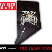 🆕🆕🆕  You ask and here you go - we do it! 💪  Awesome TKD Team towel 💦 now in new, bigger size - 140 cm x 70 cm  ⬇⬇⬇⬇⬇⬇⬇⬇⬇Already available ⬇⬇⬇⬇⬇⬇⬇⬇⬇ www.TKDwear.com  Taekwon!  #tkdwear #taekwondo #tkd #tkdshirts #taekwondofighter #fighter #training #trainingshirt #style #trainingday #taekwondogirl #taekwondogirls #kick #athlete #taekwondoshirt #taekwondoitf #taekwondowtf #itf #taekwondostyle #clothing #tkdstyle 