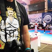 A week ago in Romania 🇷🇴 III Mightyfist General Choi Cup 🏆 took place!  Obviously Norbert Érseki (@norbi.erseki )  from The TKD Reporters (@thetkdreporters ) 📸 was there. Take a look how TKD King 🤵🥋 shirt fits him on that day!  Buy it here ➡➡➡ www.TKDwear.com  Also in XS size❗   #tkdwear #taekwondo #tkd #tkdshirts #taekwondofighter #fighter #training #trainingshirt #style #trainingday #taekwondogirl #taekwondogirls #kick #athlete #taekwondoshirt #taekwondoitf #taekwondowtf #itf #taekwondostyle #clothing #tkdstyle 
