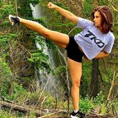 🥇 World champion in patterns 🥋 in our crop top Ariella Figueroa (@ariella_tkd ) 😍😍😍  CROP TOP PROMO 💲💲💲 -15 % OFF 😱😱😱  CODE: CROPTOP15  www.TKDwear.com  #tkdwear #taekwondo #tkd #tkdshirts #taekwondofighter #fighter #training #trainingshirt #style #trainingday #taekwondogirl #taekwondogirls #kick #athlete #taekwondoshirt #taekwondoitf #taekwondowtf #itf #taekwondostyle #clothing #tkdstyle #yopchagi 